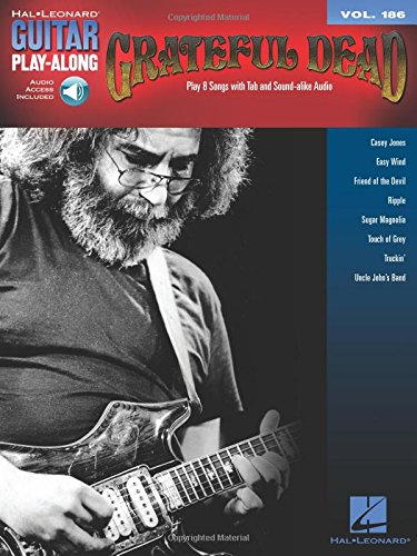 9781495006968: Guitar Play-Along: Volume 186: Grateful Dead