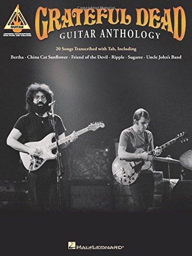 9781495006975: Grateful Dead Guitar Anthology