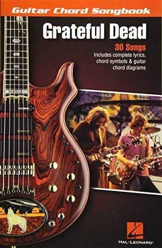 Grateful Dead - Guitar Chord Songbook