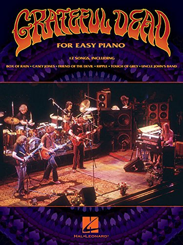 Grateful Dead for Easy Piano: Hal Leonard Publishing