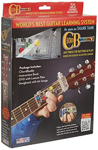 9781495007859: Chordbuddy Learning System Edition: Includes Color-Coded Songbook, Updated DVD and Revamped Packaging!