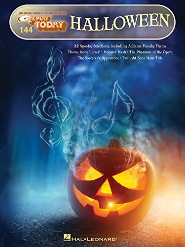 Halloween: E-Z Play Today #144