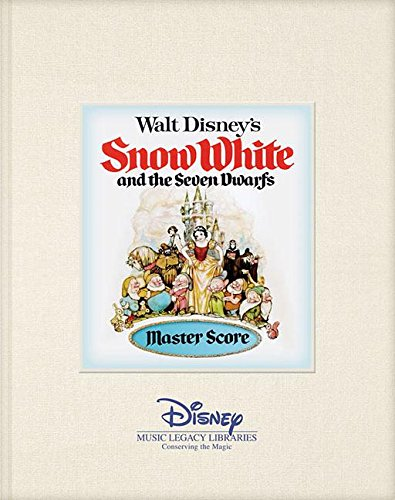 Walt Disney's Snow White and the Seven Dwarfs Master Score