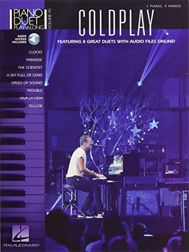 9781495008931: Coldplay: Piano Duet Play-Along Volume 45