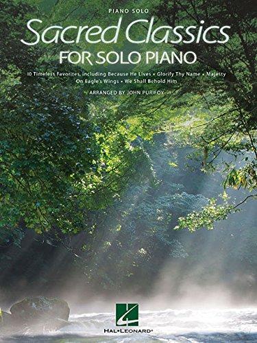 9781495010439: Sacred Classics for Solo Piano (Piano Solo)