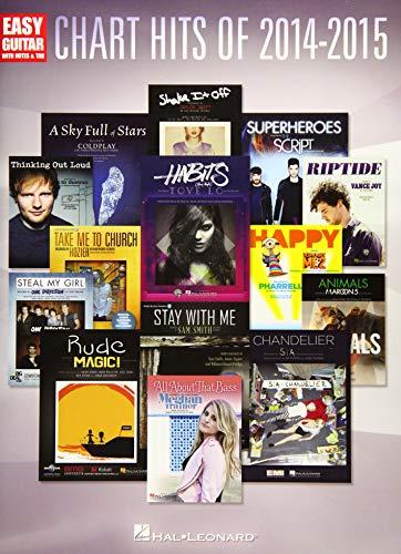 Chart Hits of 2014-2015: Hal Leonard Corp.