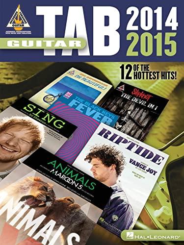 Guitar Tab 2014-2015