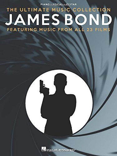 9781495013331: The Ultimate Colllection James Bond: Piano/Vocal/Guitar Updated Edition