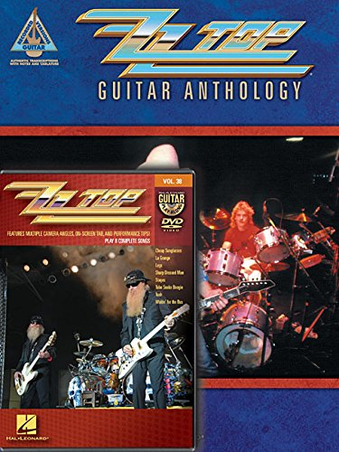 9781495013423: ZZ Top Guitar Pack: Includes ZZ Top Guitar Anthology Book and ZZ Top Guitar Play-Along DVD