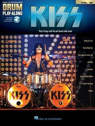 9781495015939: Kiss: Drum Play-Along Volume 39 (Hal Leonard Drum Play-Along)