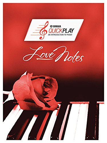 Quickplay - Love Songs Songbook: An Introduction to Piano