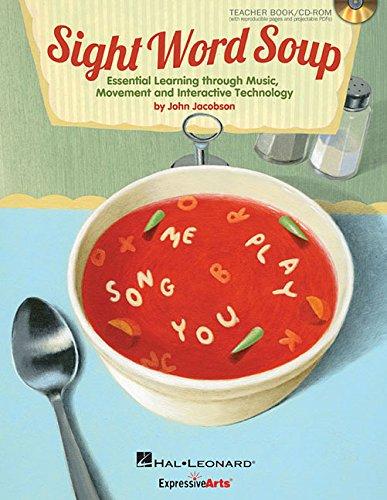 9781495018626: Sight Word Soup: Essential Learning through Music, Movement and Interactive Technology