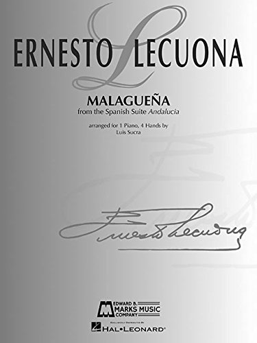 MALAGUENA FROM THE SPANISH SUITE ANDALUCIA -