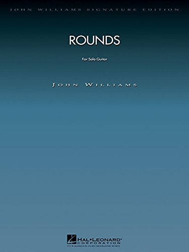 9781495019821: Rounds: for Solo Guitar