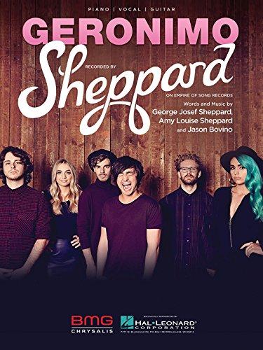 9781495020018: Sheppard - Geronimo - Piano/Vocal/Guitar Sheet Music Single