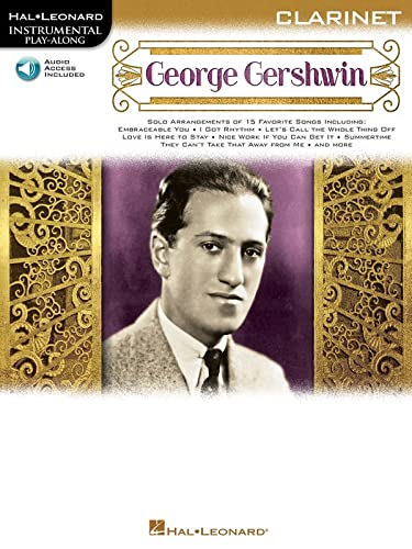 9781495022012: George Gershwin: Instrumental Play-Along for Clarinet