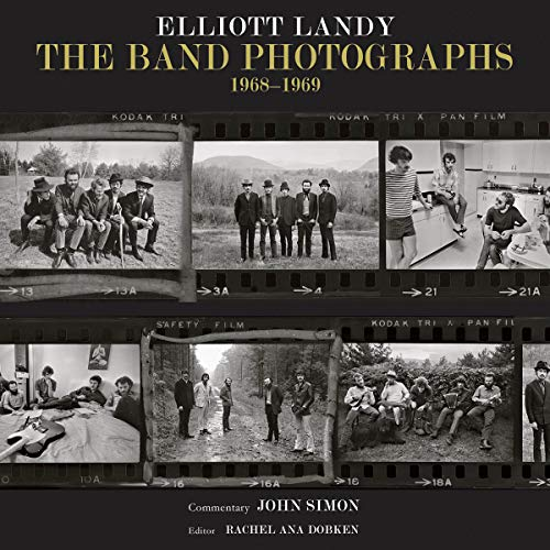 9781495022517: The Band Photographs: 1968-1969: Basic Hardcover Edition