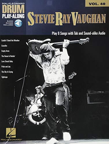 9781495022616: Stevie Ray Vaughan (Hal Leonard Drum Play-Along)