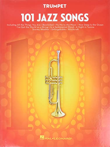 9781495023415: 101 Jazz Songs for Trumpet