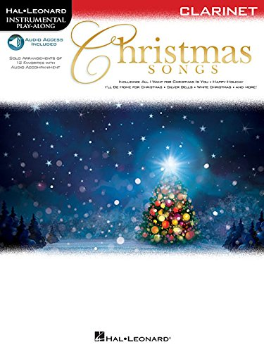 9781495025532: Christmas Songs for Clarinet: Instrumental Play-Along (Hal Leonard Instrumental Play-along)