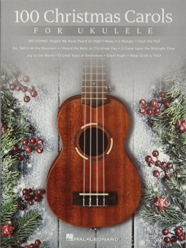 9781495025679: 100 Christmas Carols for Ukulele Uke Book