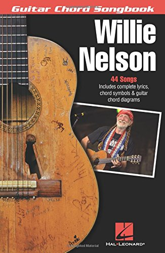 9781495028793: Willie Nelson: Guitar Chord Songbook