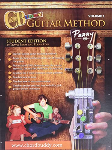 9781495028991: Chordbuddy Guitar Method: 1