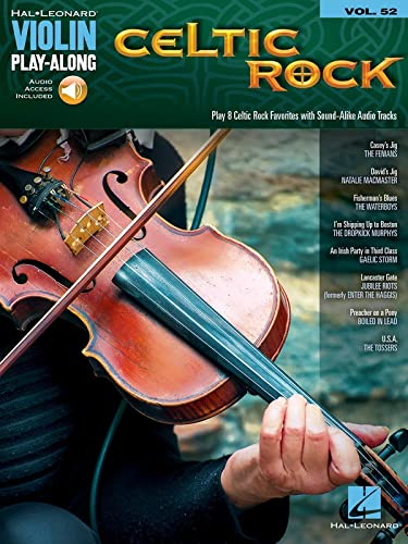 9781495029936: Celtic Rock: Violin Play-Along Volume 52 (Hal Leonard Violin Play-Along)