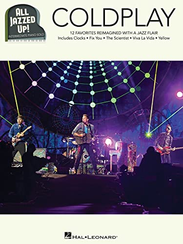Coldplay - All Jazzed Up! (Paperback): Coldplay