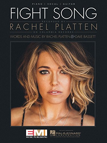 9781495030628: Rachel Platten - Fight Song - Sheet Music Single