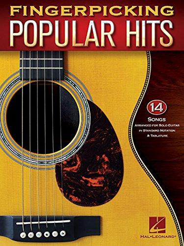9781495030901: Fingerpicking Popular Hits