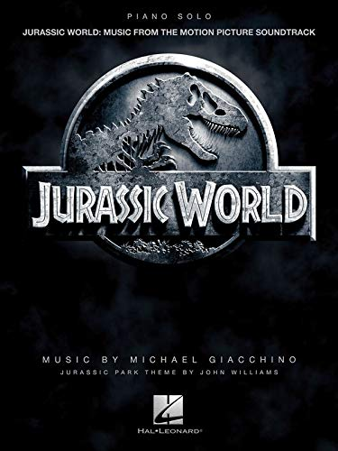 9781495031199: Jurassic World Piano (Music from the Motion Picture)