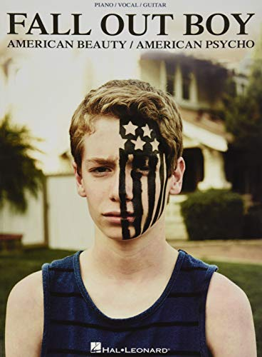 9781495031267: Fall Out Boy American Beauty American Psycho Pvg Book