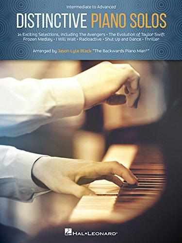 9781495036163: Distinctive Piano Solos