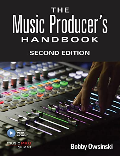 9781495045226: Music Producers Handbook Second Edition (Music Pro Guides)