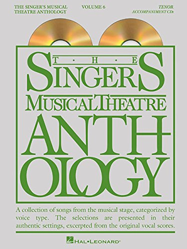 9781495045752: The Singer's Musical Theatre Anthology - Volume 6