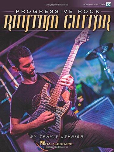 Progressive Rock Rhythm Guitar: LeVrier, Travis