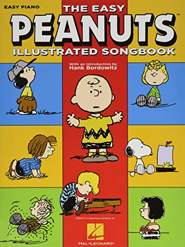 9781495046766: The Easy Peanuts Illustrated Songbook