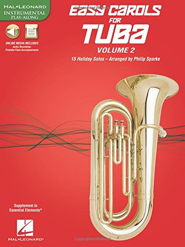 9781495047954: Easy Carols for Tuba, Vol. 2: 15 Holiday Solos