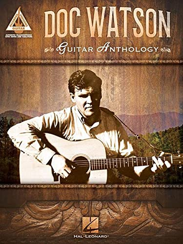 9781495049279: Watson Doc Guitar Anthology Guitar Recorded Version Tab Bk
