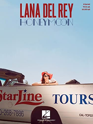 9781495050985: Lana Del Rey - Honeymoon