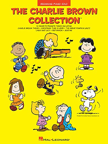 9781495051654: The Charlie Brown Collection: Beginning Piano Solo