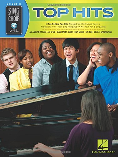 9781495052774: Top Hits: Sing with the Choir Volume 17