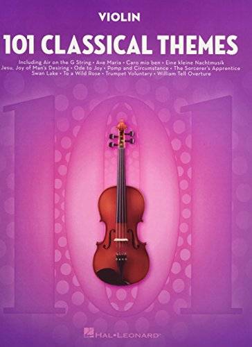 9781495056314: 101 Classical Themes For Violin