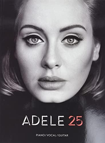 9781495056529: Adele - 25 piano, voix, guitare