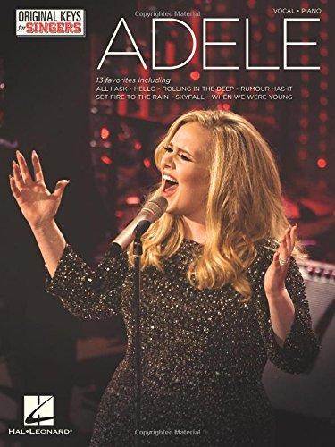 9781495056543: Adele: Original Keys for Singers