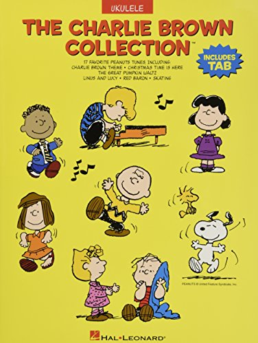 9781495056765: The Charlie Brown Collection Ukulele: Includes Tab