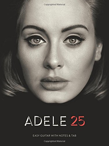 9781495058110: Adele - 25 (Easy Guitar With Tab)