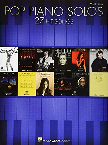 9781495058745: Pop Piano Solos: 27 Hit Songs - AbeBooks