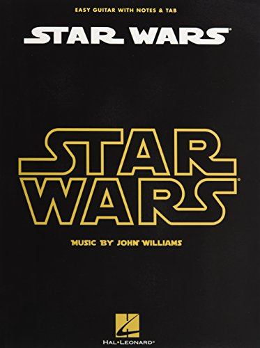 9781495058844: STAR WARS EASY GUITAR